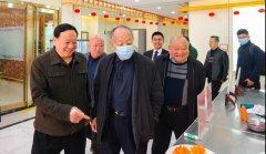 中华人民共和国前外交部部长李肇星一行莅临中国东方教育参观指导